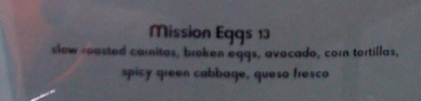 mission eggs