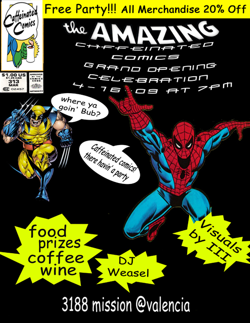 caffinated-party-flyer