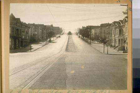 south on dolores from 23rd, 1923