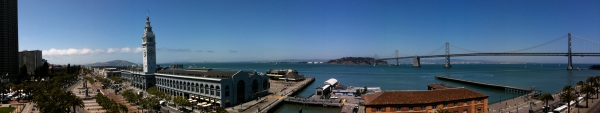 alcatraz to bay bridge