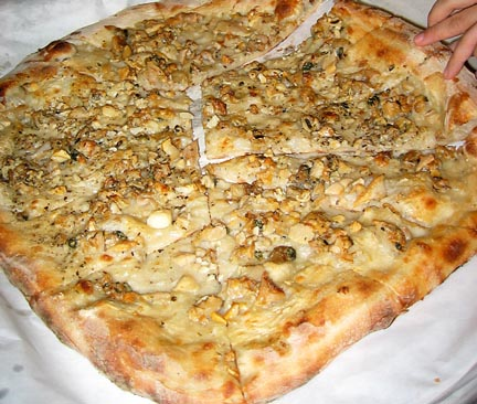 asynchronous clam pie