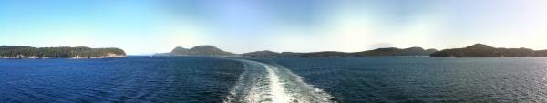 bc ferry wake wide