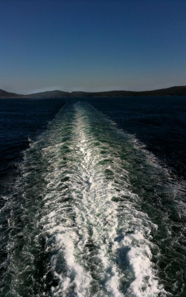 bc ferry wake tall
