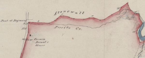 1856 Bernal tract