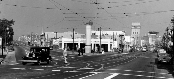 1944 Valencia and Mission AAB-4700