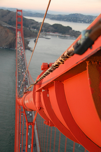 Telstar Logistics Golden Gate Bridge