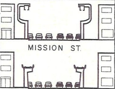 1956 Proto-BART Mission elevated