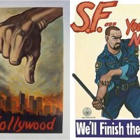 In Smog and Thunder, The Great War of the Californias - SF vs LA