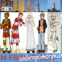 San Franthropomorphism 2012 Calendar