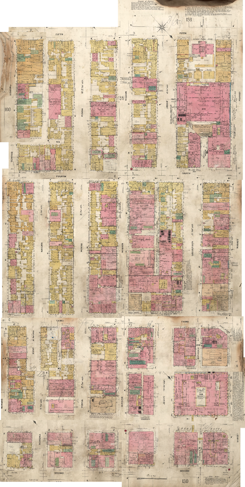 1905 Natoma and 4th-5th-3rd index
