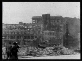 1906 Emporium Department store ruins