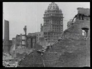 1906 Spreckel bldg ruins