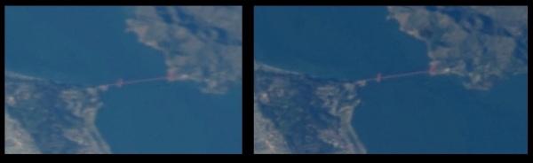 ISS GGB stereogram