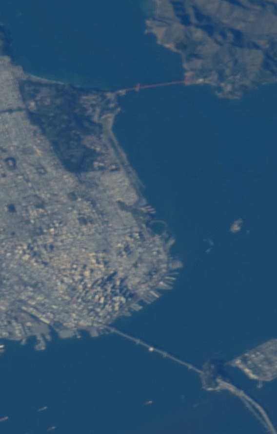 ISS sf bridges
