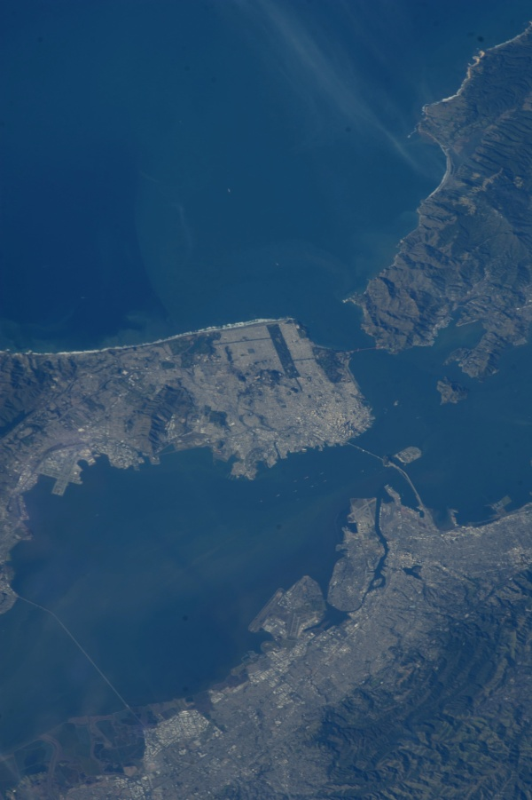 SF ISS hadfield
