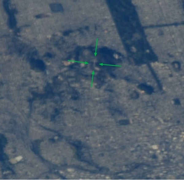 Sutro from space