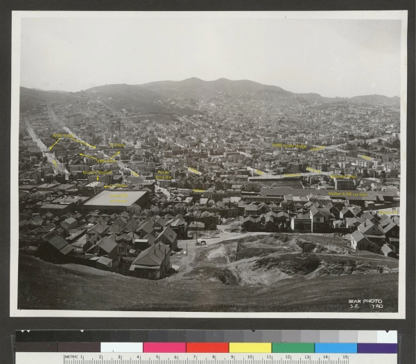 1907 la lengua from bernal