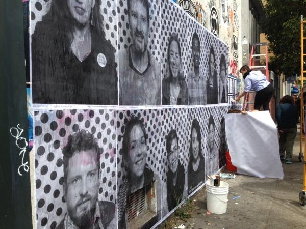insideout valencia street art wall