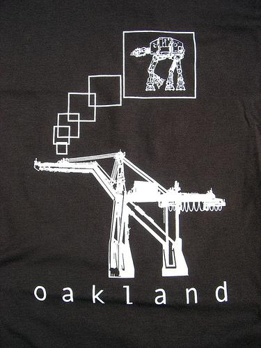 oakland at-at