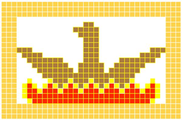 sf flag 8-bit 2