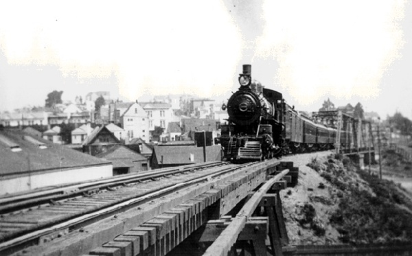 1920 dolores st bridge Transit1$sp-railroad-in-mission-c-1920