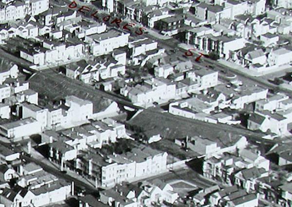 1940 SPRR berm noe valley
