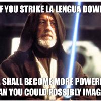 La Controversia de La Lengua