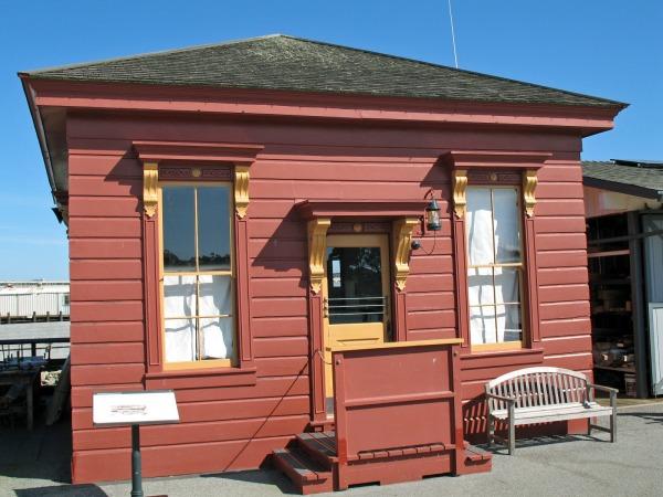 Tubbs Cordage Building, San Francisco Maritime Natl Hist Park