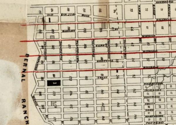 1878 SF streetcar maps