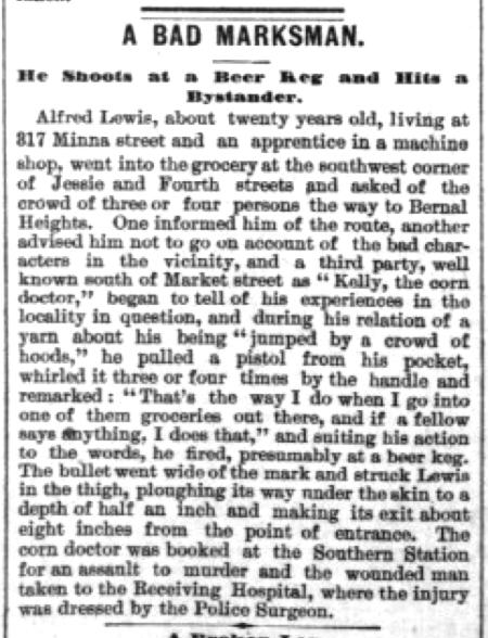 1884 daily alta bernal bad characters