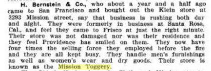 1906 mission toggery