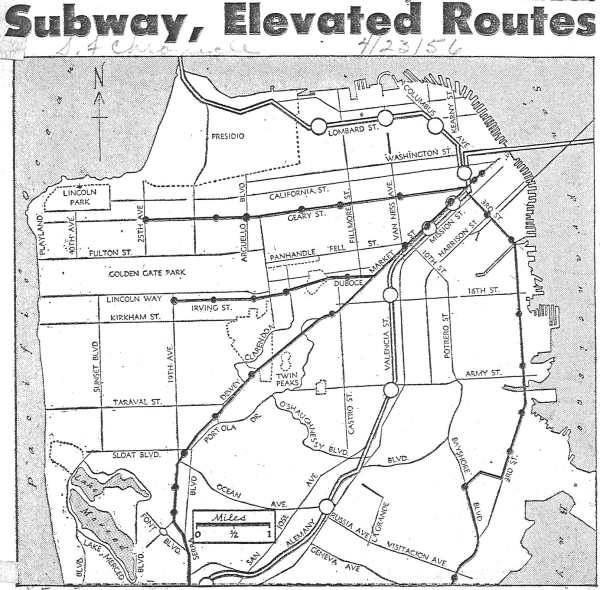 1956 BART proposal 4185134869_6bfd3dd15a_o