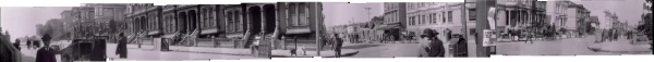1906 SF quake Pathe intersection