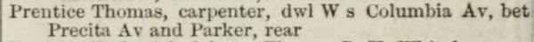 1878 Thomas Prentiss